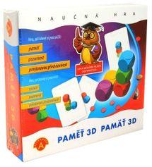 PEXI - Pamäť 3D