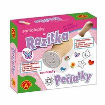 PEXI - Pečiatky a samolepky pre dievčatá