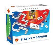 PEXI - Slabiky v domine