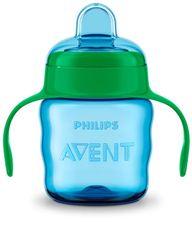 PHILIPS AVENT - Avent hrnček pre prvé dúšky Klasik 200 ml s držadlami chlapec
