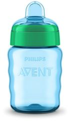 PHILIPS AVENT - Avent hrnček pre prvé dúšky Klasik 260 ml chlapec