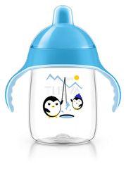 PHILIPS AVENT - Avent hrnček pre prvé dúšky Premium 340 ml modrý