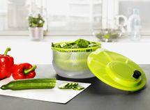 PLAST TEAM - Odstredivka na šalát zelená