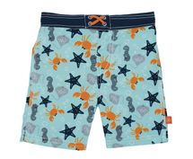 LÄSSIG - Plavky Board Shorts Boys - star fish od 12 mesiacov