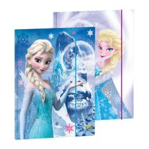 PLAY BAG - Dosky s gumičkou A4 3D Frozen mix