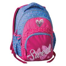 PLAY BAG - Školský batoh Exa Play, Sweet Pink