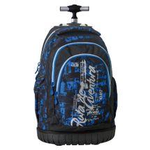 PLAY BAG - Školský batoh na kolieskach Trolley Play, Aventura