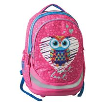 PLAY BAG - Školský batoh Seven Sazio, Owl