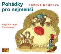 Pohádky pro nejmenší - CD -  Božena Němcová