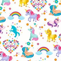 POL-MAK - Detský darčekový papier 38170 Ponny- 100x70 cm