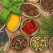 POL-MAK - Papierové servítky Exotic Spices