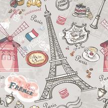 POL-MAK - Papierové servítky Paris