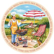 POL-MAK - Papierové taniere - Grilovačka