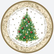 POL-MAK - Papierové vianočné taniere - GW 25360