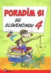 Poradím si so slovenčinou 4.tr.(nov.vyd.) - Petr Šulc, Mgr. Jana Hirková .