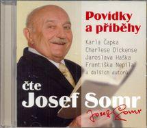 Povídky a příběhy - CD (Čte Josef Somr)