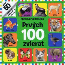 Pozri sa pod okienko - Prvých 100 zvierat