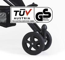TFK - Predné dvojkoleso Joggster Šport Swivel wheel T-008-DR