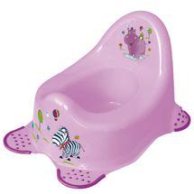 PRIMA BABY - Detský nočník Hippo - svetlo fialový