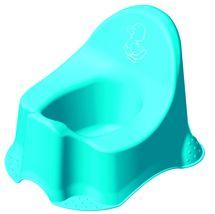 PRIMA BABY - Dětský nočník hrací Little Duck - modrá