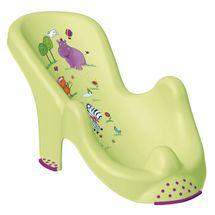 PRIMA BABY - Lehátko do vane Hippo - zelené