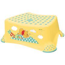 PRIMA BABY - Schodík na WC/umývadlo Winnie Pooh, žltý