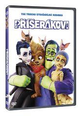 Příšerákovi DVD