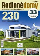 Projekty rodinných domov jeseň/zima 2013 - Kolektív autorov