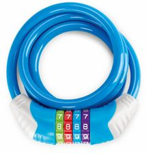 PUKY - bezpečnostný zámok modrý