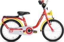 PUKY - Detský bicykel Z6 - červený