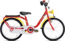PUKY - Detský bicykel Z8 - červený