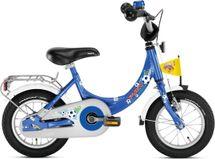 PUKY - Detský bicykel ZL 12 Alu - modrá (futbal)