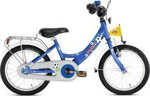 PUKY - Detský bicykel ZL 16 Alu - modrý (futbal)