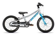 PUKY - Detský bicykel S PRO 16-1 Alu - strieborná/modrá
