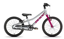 PUKY - Detský bicykel S PRO 18-1 Alu - strieborná/berry