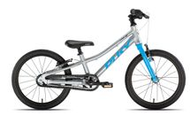PUKY - Detský bicykel S PRO 18-1 Alu - strieborná/modrá
