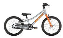 PUKY - Detský bicykel S PRO 18-1 Alu - strieborná/oranžová