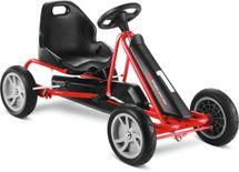 PUKY - Detské šliapadlo F20 - červené