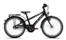PUKY - Detský bicykel CYKE 20-3 Alu - čierny