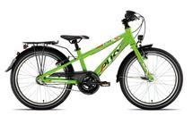 PUKY - Detský bicykel CYKE 20-3 Alu light - kiwi