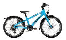 PUKY - Detský bicykel CYKE 20-7 Alu Active - modrý