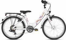 PUKY - detský bicykel SKYRIDE 20-6 biely