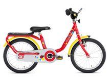 PUKY - Detský bicykel Z6 - červený 2019
