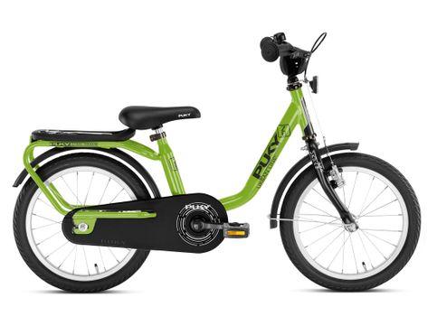 PUKY - Detský bicykel Z6 - kiwi/čierna 2019