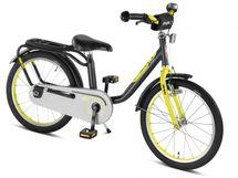 PUKY - Detský bicykel Z6 limited Edition - šedá/žltá