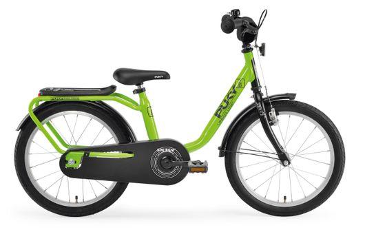 PUKY - Detský bicykel Z8 - kiwi/čierna 2019