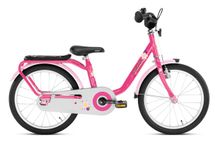 PUKY - Detský bicykel Z8 - ružový 2019