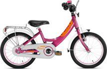 PUKY - Detský bicykel ZL 16 Alu Edition - berry