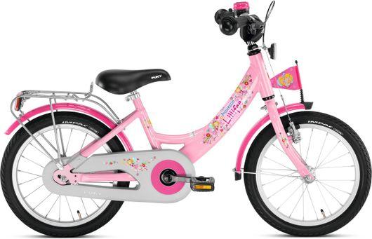 PUKY - Detský bicykel ZL 16 Alu - Víla Lilli