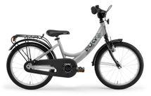 PUKY - Detský bicykel ZL 18 Alu - sivá/čierna 2019